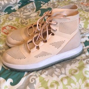 Under Armour Light Pink Sneakers
